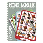 Djeco Μίνι παιχνιδι λογικης 30 καρτών 'μαντεψε το ονομα μου'με αγοριστικα... Κωδικός: 0535