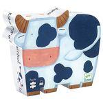 Djeco Πάζλ από σκληρό χαρτόνι αγελαδίτσα φάρμα Κωδικός: 07205