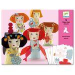 Djeco Κατασκευές γυναικών από χαρτί Κωδικός: 09672