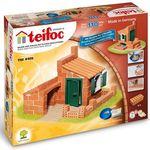 Teifoc Χτίζοντας σπίτι 2 σχέδια Κωδικός: 4105