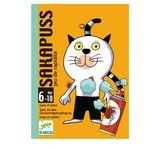 Djeco Επιτραπέζιο με κάρτες 'Καθαρές γάτες' Κωδικός: 05111