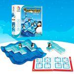 Smartgames επιτραπέζιο πιγκουίνοι στον πάγο (80 challenges) Κωδικός: 151520